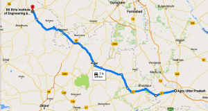 agra-to-pilani
