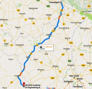 chandigarh-to-pilani-rout-1